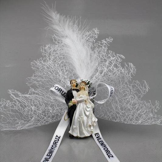 gelin-damat-nikah-sekeri