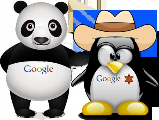 google-panda-penguen