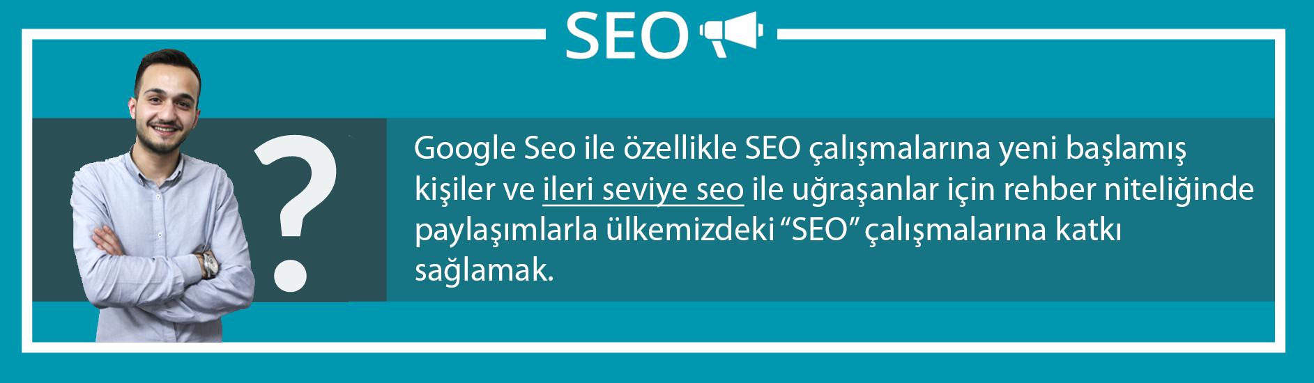 google-seo-teknikleri